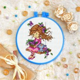 Cross stitch kit «T-0057 My Special Friend»