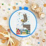 Cross stitch kit «T-0212 Little Angel»