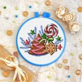 Cross stitch kit «T-0283 Gingerbread»