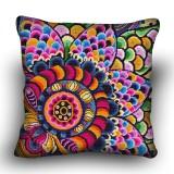 Pillow cross stitch kit «H-0017 Flourishing Flower»