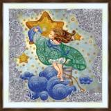 Bead embroidery kit «A-0521 Starry Sky»