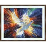 Cross stitch kit «S-0040 Dove of Peace»