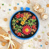 Cross stitch kit «T-0018 Night Blooming Flowers»