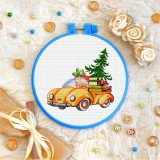 Cross stitch kit «T-0239 Christmas Tree»