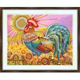 Bead embroidery kit «A-0224 Good Morning Sunshine»