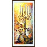 Bead embroidery kit «A-0345 The Candelabra»