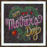 Bead embroidery kit «A-0523 Mothers Day»