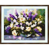Cross stitch kit «S-0032 Wildflowers»