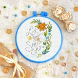 Cross stitch kit «T-0090 Let Your Soul Shine»