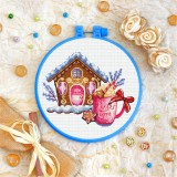 Cross stitch kit «T-0300 Winter Time»