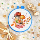 Cross stitch kit «T-0251 Autumn Theme»