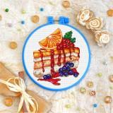 Cross stitch kit «T-0336 Sweet Treat»