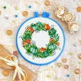 Cross stitch kit «T-0363 Vegetables»
