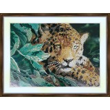 Bead embroidery kit «A-0227 Hunting Prey»