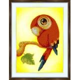Bead embroidery kit «A-0308 Thr Parrots Eye»