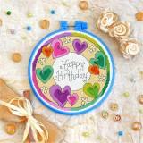 Cross stitch kit «T-0082 Happy Birthday 6»