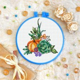 Cross stitch kit «T-0278 Autumn Harvest»