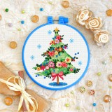 Cross stitch kit «T-0353 Christmas Tree»