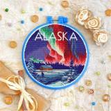 Cross stitch kit «T-0425 Alaska»