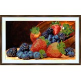 Bead embroidery kit «A-0007 Harvest of Fruit»