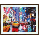 Cross stitch kit «S-0035 Times Square»