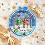 Cross stitch kit «T-0317 Mary Christmas»
