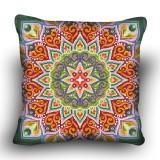 Pillow cross stitch kit «H-0013 Mellow Mandala»