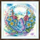 Bead embroidery kit «A-0370 Summer Harmony»