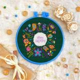Cross stitch kit «T-0094 Happy Birthday 7»