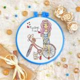 Cross stitch kit «T-0124 My Best Friend»
