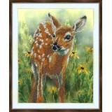 Bead embroidery kit «A-0281 Fawn»