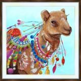 Bead embroidery kit «A-0431 Camel Celebration»