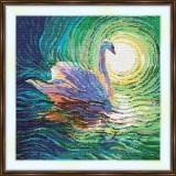 Cross stitch kit «S-0037 Swan»