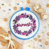 Cross stitch kit «T-0135 Namaste 2»