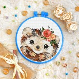 Cross stitch kit «T-0281 Little Hedgehog»