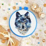 Cross stitch kit «T-0285 Wolf»