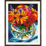 Cross stitch kit «S-0007 Summer Bouquet»