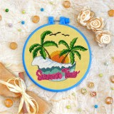 Cross stitch kit «T-0036 Summer Time»