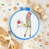 Cross stitch kit «T-0126 Today is a Good Day»