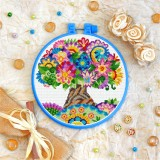 Cross stitch kit «T-0213 Wish Tree»