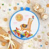Cross stitch kit «T-0257 Funny Llama»