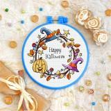 Cross stitch kit «T-0268 Happy Halloween»