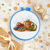 Cross stitch kit «T-0282 Warm Holidays»
